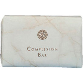White Marble Individually Wrapped Basics Bar Soap, 3/4 Lb. 1000/Case - DPR06009