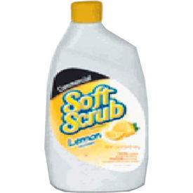 Soft Scrub® Soft Cleanser, Lemon, 36 oz. Bottle, 6 Bottles - 15020