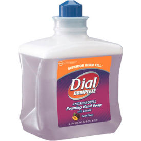 Dial Foaming Hand Wash Refill Cool Plum Scent, 1000mL Bottle 4/Case - DPR81033CT