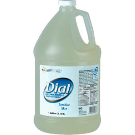 Liquid Dial Antimicrobial Soap for Sensitive Skin - Gallon