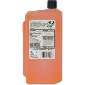 Dial Gold Antimicrobial Soap Refill Floral, 1000mL 8/Case - DPR84019