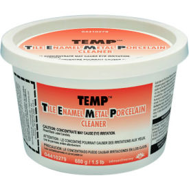 Temp Paste Cleaner & Polish Lavender, 24 Oz. Tub 12/Case - DRA4410279
