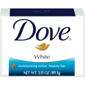 Dove® Soap, 72 - 4-1/4-Oz. Bars - DRACB610795CT