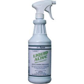 Liquid Alive Odor Digester, 32 Oz Bottle 12/Case - ITW33632