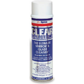 Dymon Clear Reflections Mirror & Glass Cleaner, 20 Oz. 12/Case - ITW38520
