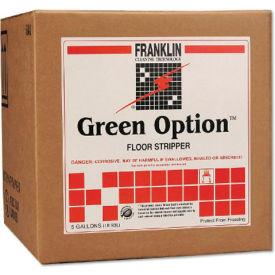 Franklin Green Option™ Floor Stripper, 5 Gallon Box - F219025