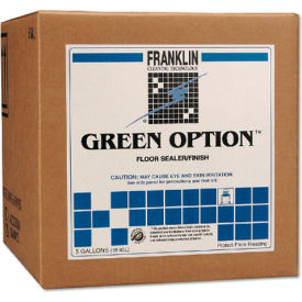 Green Option Floor Sealer/Finish, 5 Gallon Box - FKLF330325