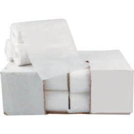"""10 Gallon Perforated Trash Liners 24"""" x 23"""" 0.24 Mil., White 1000/Pack - GER242306"""