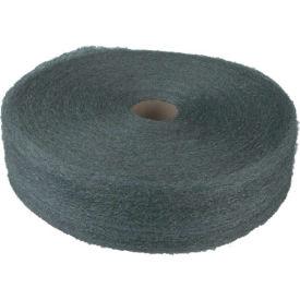 Industrial-Quality Steel Wool Reels #2 Medium Coarse, 6/Pack - GMA105045