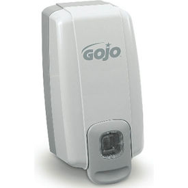 Gojo NXT Space Saver Lotion Soap Dispenser, Dove Gray 1000mL Refill - GOJ213006