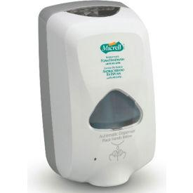 """Gojo Micrell TFX Touch-Free Dispenser 11-1/4"""" x 6-3/8"""" x 4-2/5"""", Gray 1200mL - GOJ275012"""