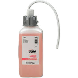 Gojo CX & CXI Luxury Foam Handwash Refill Cranberry, 1500mL 2/Case - GOJ856102CT