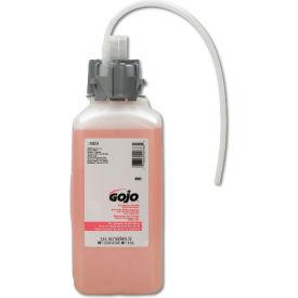 Gojo CX & CXI Luxury Foam Handwash Refill Cranberry, 1500mL 2/Case - GOJ856102CT