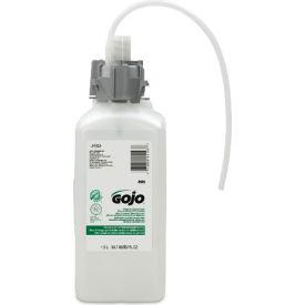 Gojo® CX & CXI Green Certified Foam Hand Cleaner Refill Unscented, 1500mL 2/Case - GOJ856502CT