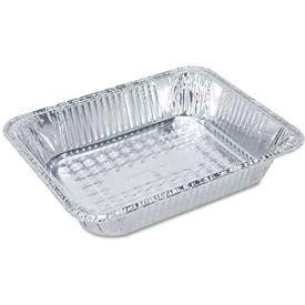Handi-Foil® HFA205930, Aluminum Rectangular Pan, Silver,  1000/Carton