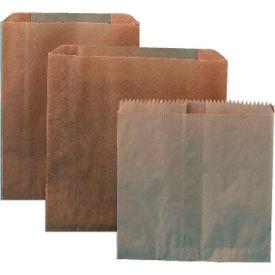 Hospeco Kraft Waxed Paper Napkin Receptacle Liner, 500/Case - HOS260