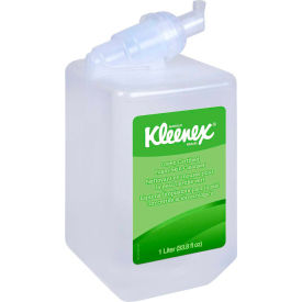 Kleenex Foam Hand Cleanser Refill Neutral, 1000mL Cassette 6/Case - KIM91565CT