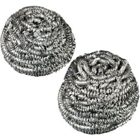 Premiere Stainless Steel Scrubbers, 12 Scrubbers/Box 6/Case - PMP35