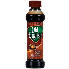 Old English Furniture Scratch Cover For Dark Wood Citrus, 8 Oz. Bottle 6/Case RAC75144CT by