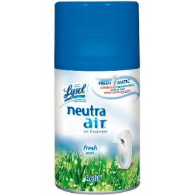 Lysol Neutra Air Freshmatic Ultra Dispenser Refill Fresh Scent, 6.17 Oz. Aerosol 6/Case - RAC79831CT