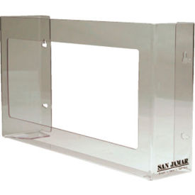 San Jamar® 3 Box Glove Dispenser - Plexiglas®