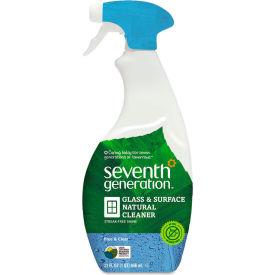 Seventh Generation Natural Glass & Surface Cleaner, 32 Oz. Trigger 8/Case - SEV22713CT