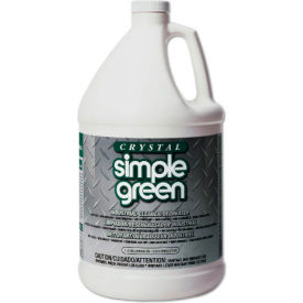 Simple Green All Purpose Industrial Strength Cleaner/Degreaser, Gallon Bottle 6/Case - SPG19128