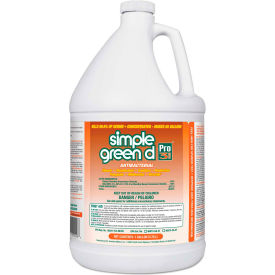 Simple Green® d Pro 3® One-Step Germicidal Cleaner and Deodorant, 1 Gal Bt, 6/Cs - 30301