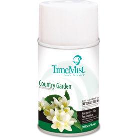 Metered Fragrance Dispenser Refill Country Garden, 6.6 Oz Aerosol 12/Case - WTB332522TMCT