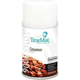 9000 Shot Metered Air Freshener Cinnamon, 7.5 Oz. Aerosol 4/Case - WTB336411TMCA