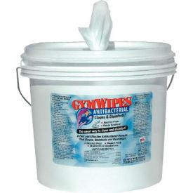 2XL Antibacterial GymWipes Bucket, 700 Wipes/Bucket, 2 Buckets/Case - 2XL-100