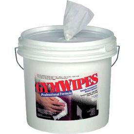 2XL Professional GymWipes Bucket, 700 Wipes/Roll, 2 Buckets/Case - 2XL-37