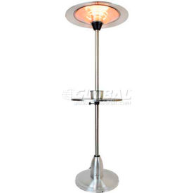 Lava Heat Italia Electric Pub Table Deluxe Outdoor Heater 1500W
