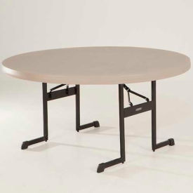 Lifetime 60 Round Professional Grade Folding Table