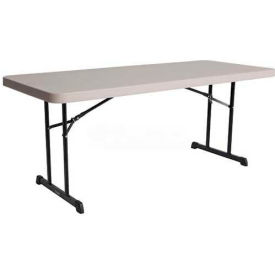 "Lifetime 6' Professional Grade Folding Table 72"" x 30"""