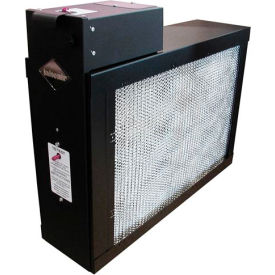 Whole System Air Purifier - 2100 CFM - 120V - Black