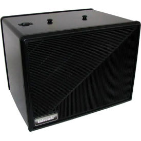 Portable Media Air Purifier - 275 CFM - 230V - Black
