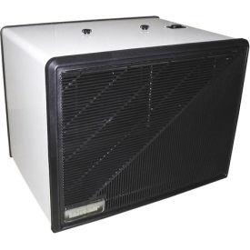 Portable Media Air Purifier - 275 CFM - 120V - White with Black Trim