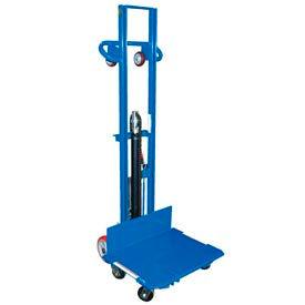 Vestil Steel Construction Lite Load Lift LLH-242056-4SFL - Foot Pump Operation