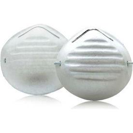 Gerson® Nuisance Dust Mask 061501-CS, One Size, White, 50/Box, 12 Boxes/Case