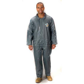 Pyrolon Coverall, Collar, Open Wrists and Ankles, 2-XL, 6/Case, Lakeland, 51100-2X