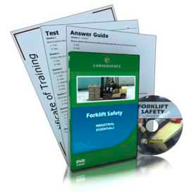 Forklift Safety, DVD