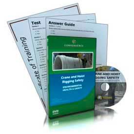 Crane and Hoist Rigging Safety, DVD