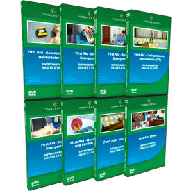 Convergence Training First Aid - Critical Emergencies Combo-Pack, C-057, DVD