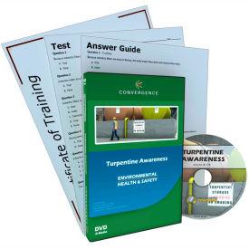 Convergence Training Turpentine Awareness, C-375, English, DVD