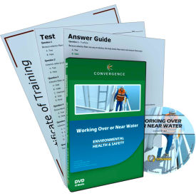 Convergence Training Working Over or Near Water, C-557, DVD
