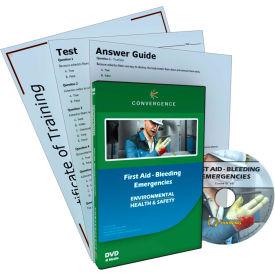 Convergence Training First Aid - Bleeding Emergencies, C-887, DVD