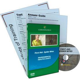 Convergence Training First Aid - Spider Bites, C-919, DVD