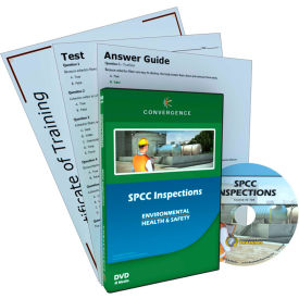 Convergence Training SPCC Inspections, C-928, DVD