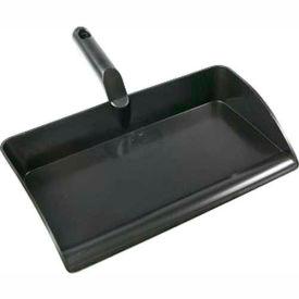 "LPD Trade ESD, Anti-Static Dust Pan, 12-1/5"", Black - C80301"